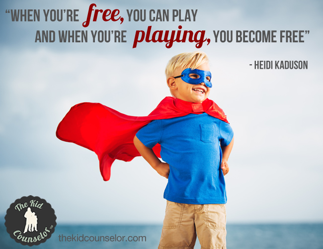 Play Therapy Quote of the Day – December 3, 2015