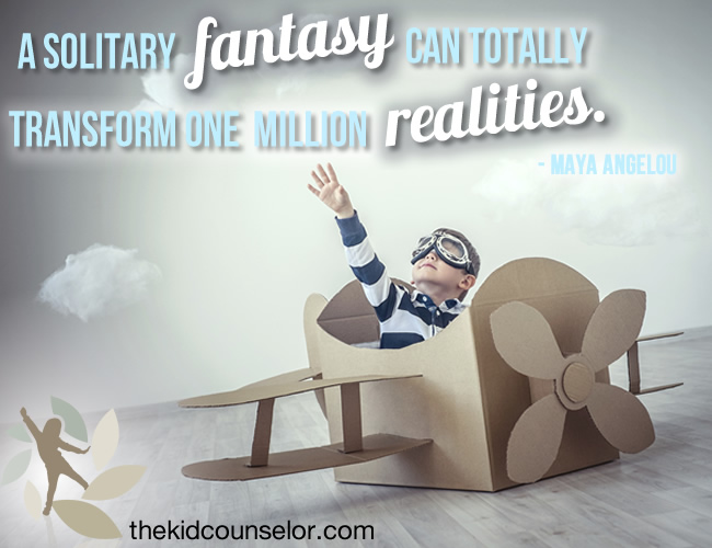 A solitary fantasy can transform one million realities - Maya Angelou